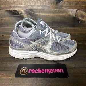 Nike Women's Dart 7 US Size 8 Gray Silver Running